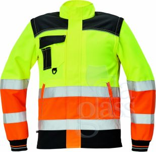 KNOXFIELD bunda HI-VIS