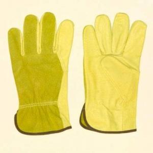 e1b8adceadd Pracovní rukavice celokožené Celokožené Pracovní rukavice HERON